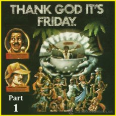Casetes antiguos: THANK GOD IT'S FRIDAY (THE ORIGINAL MOTION PICTURE SOUNDTRACK) --- 2 CASETES. Lote 25413902