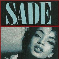 Casetes antiguos: SADE --- DIAMOND LIFE. Lote 25415703