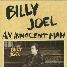 Casetes antiguos: BILLY JOEL --- AN INNOCENT MAN. Lote 25420285