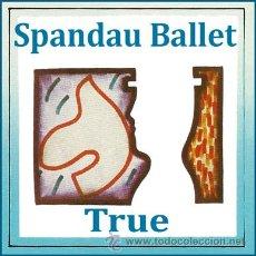 Casetes antiguos: SPANDAU BALLET --- TRUE --- AÑO 1983. Lote 25420425