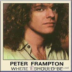 Casetes antiguos: PETER FRAMPTON --- WHERE I SHOULD BE. Lote 25415229