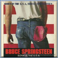 Casetes antiguos: BRUCE SPRINGTEEN --- BORN IN THE U.S.A.. Lote 25424868