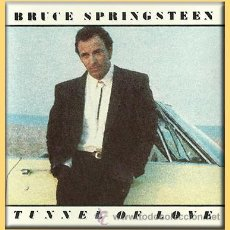 Casetes antiguos: BRUCE SPRINGTEEN --- TUNNEL OF LOVE --- CBS AÑO 1987. Lote 25424946