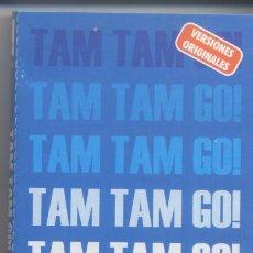 Casetes antiguos: TAM TAM GO,EXITOS DEL 2000. Lote 26735400