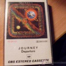 Casetes antiguos: JOURNEY ( DEPARTURE ) CASETE ( CAS6) . Lote 27055526