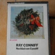 Casetes antiguos: RAY CONNIFF. Lote 27028620