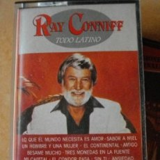 Casetes antiguos: RAY CONNIFF. Lote 27028689