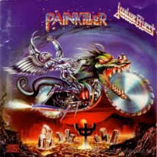 Casetes antiguos: JUDAS PRIEST ( PAINKILLER ). CASETE 1978-.... Lote 27922744