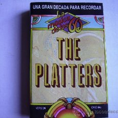 Casetes antiguos: THE PLATTERS. Lote 28164253