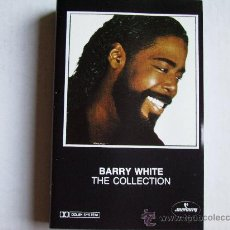 Cassettes Anciennes: BARRY WHITE. Lote 28164492