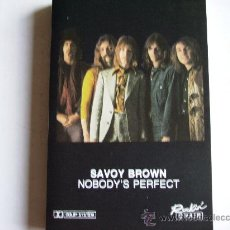 Cassettes Anciennes: SAVOY BROWN. Lote 28164509