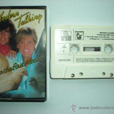 Casetes antiguos: MODERN TALKING – FROM THE FIRST ALBUM_CINTA DE CASSETTE EDICION ESPAÑOLA_1987. Lote 222157866