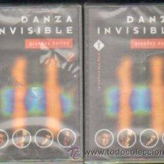 Casetes antiguos: DANZA INVISIBLE GRANDES EXITOS 2 CASETES CASE-6671. Lote 206925836