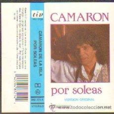 Casetes antiguos: CAMARON - POR SOLEAS CASE-7251. Lote 206925992
