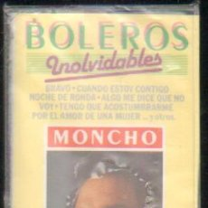 MONCHO - BOLEROS INOLVIDABLES... CASE-7287
