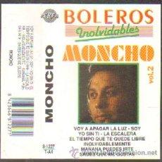 Alte Kassetten - MONCHO - BOLEROS INOLVIDABLES VOL 2 CASE-7290, 2 - 29337459