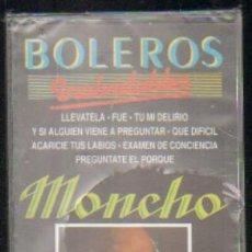 BOLEROS INOLVIDABLES - MONCHO CASE-7295