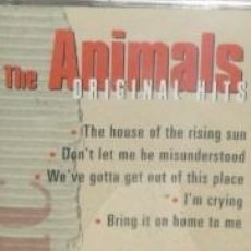 Casetes antiguos - THE ANIMALS ORIGINAL HITS - THE HOUSE OF THE RISING SUN.... CASE-7730 - 29821183