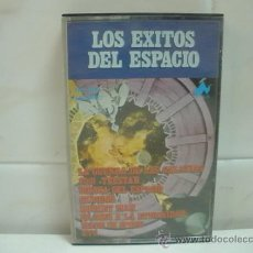 Casetes antiguos: LOS EXITOS DEL ESPACIO -CASSETTE. Lote 31416775