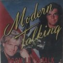Casetes antiguos: MODERN TALKING FROM LET´S TALK ABOUT LOVE CASE-8563,2. Lote 159188892