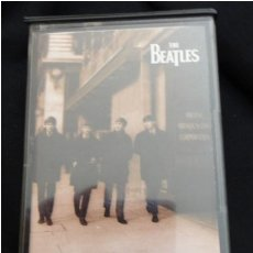 Casetes antiguos: THE BEATLES LIVE AT THE BBC. Lote 146965617