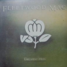 Casetes antiguos: FLEETWOOD MAC - GREATEST HITS - 1975. Lote 32108519