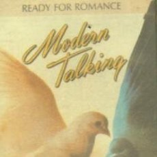 Casetes antiguos: MODERN TALKING - READY FOR ROMANCE - 1988. Lote 32109140