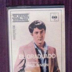 Casetes antiguos: EL GRADUADO - BSO - SIMON Y GARFUNKEL - 1983. Lote 32113379