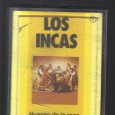 Casetes antiguos: CASETE - LOS INCAS.. Lote 32727746