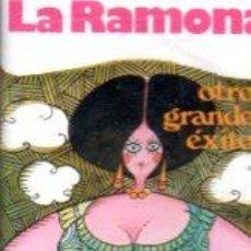 Casetes antiguos: CASETE LA RAMONA Y OTROS GRANDES ÉXITOS FK 1107. Lote 33327165