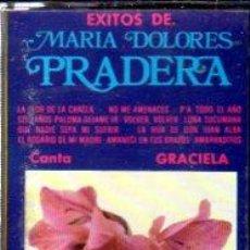 Casetes antiguos: CASETE ÉXITOS DE MARÍA DOLORES PRADERA, CANTA GRACIELA EM-552. Lote 33327293