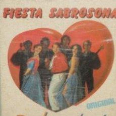 Casetes antiguos: FIESTA SABROSONA - RUDY Y SU BANDA / LA PACHANGA / CARNAVALITO....CASE-134. Lote 33425009