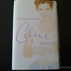 Casetes antiguos: CELINE DION, FALLING INTO YOU. Lote 33441050