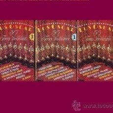 Casetes antiguos: LOS OSCAR 50 TEMAS INOLVIDABLE 3 CASSETTES MUSICA DE PELICULAS. Lote 12011025