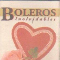 Alte Kassetten - BOLEROS INOLVIDABLES VOL. 2 CASE-10127 - 34397991