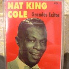Casetes antiguos: CASETE-NAT KING COLE.. Lote 34662535