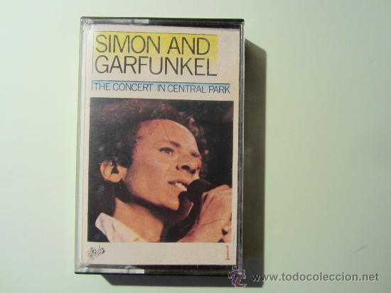 SIMON AND GARFUNKEL (Música - Casetes)