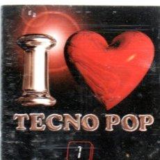 Casetes antiguos: CASETES TECNO POP Nº1 . Lote 36917270