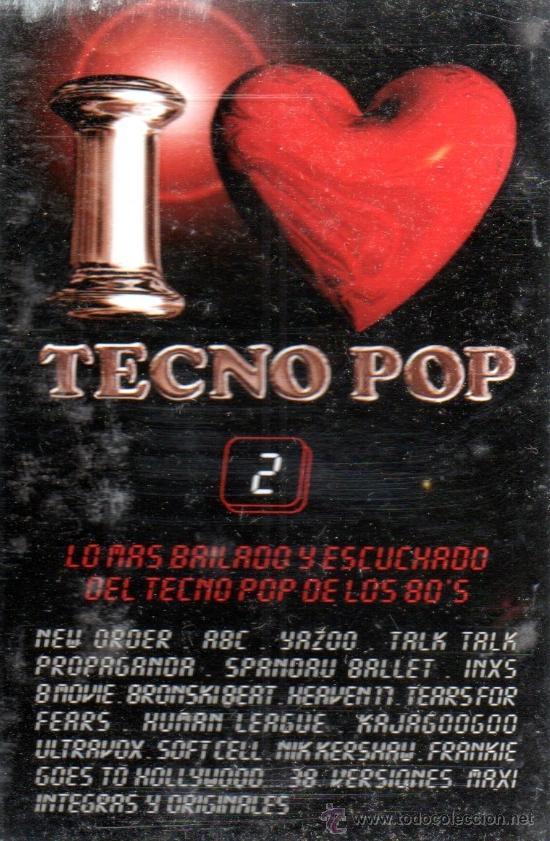 CASETES TECNO POP Nº2 (Música - Casetes)