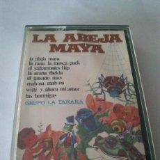 Casetes antiguos: CASETTE INFANTIL LA ABEJA MAYA. Lote 37058109