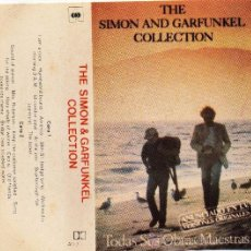 Casetes antiguos: THE SIMON AND GARFUNKEL COLLECTION. Lote 37878518