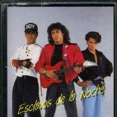 Casetes antiguos: BRAVO & DJS-ESCLAVOS DE LA NOCHE ¡¡PRECINTADO!! A ESTRENAR (CASSETTE 1990) SPÑ. Lote 37976689