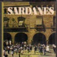 Casetes antiguos: CASETE - SARDANES - SATOSA. Lote 38131430