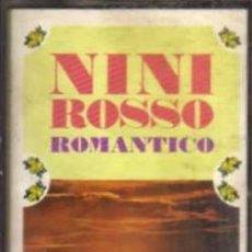Casetes antiguos: CASETE - NINI ROSSO - ROMÁNTICO - DURIUM. Lote 38131608