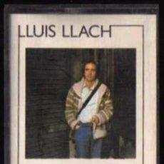 Casetes antiguos: CASETE - LLUIS LLACH - 1979 - ARIOLA. Lote 38178429