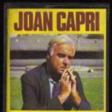 Casetes antiguos: CASETE - JOAN CAPRI - GRAMUSIC. Lote 38178446