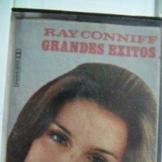 Casetes antiguos: RAY CONNIFF GRANDES EXITOS. Lote 38320523