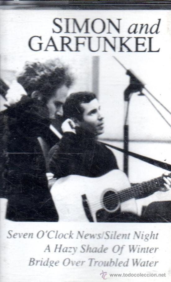CASETE SIMON AND GARFUNKEL (Música - Casetes)