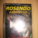 Casetes antiguos: CASSETTE ROSENDO – AGRADECIDO – A LAS LOMBRICES – DE REPENTE – ETC – PRECINTADO – SEALED. Lote 38391727