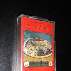 Casetes antiguos: CINTA CASSETTE PRECINTADO BANDA DE GAITAS AVANCE CUIDEIRU / ROSA DE LOS VIENTOS / FONOASTUR. Lote 39087347